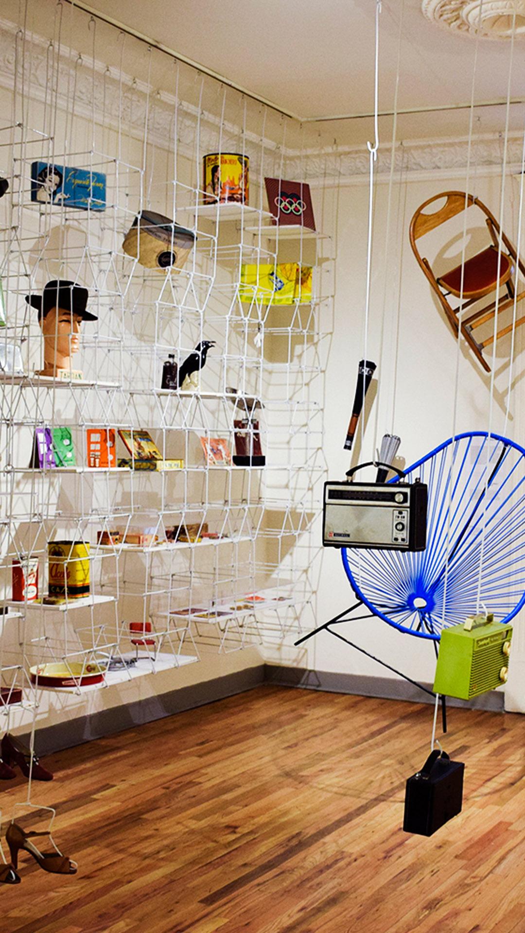 Exposicion principal en mexicalidad, diseño y nuevas generaciones del MODO