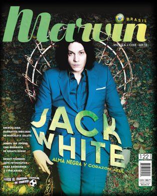 MARVIN No. 122 Jack White Brasil Farolito