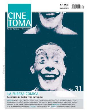 CINE TOMA No.31 Revista Mexicana de Cine. Farolito