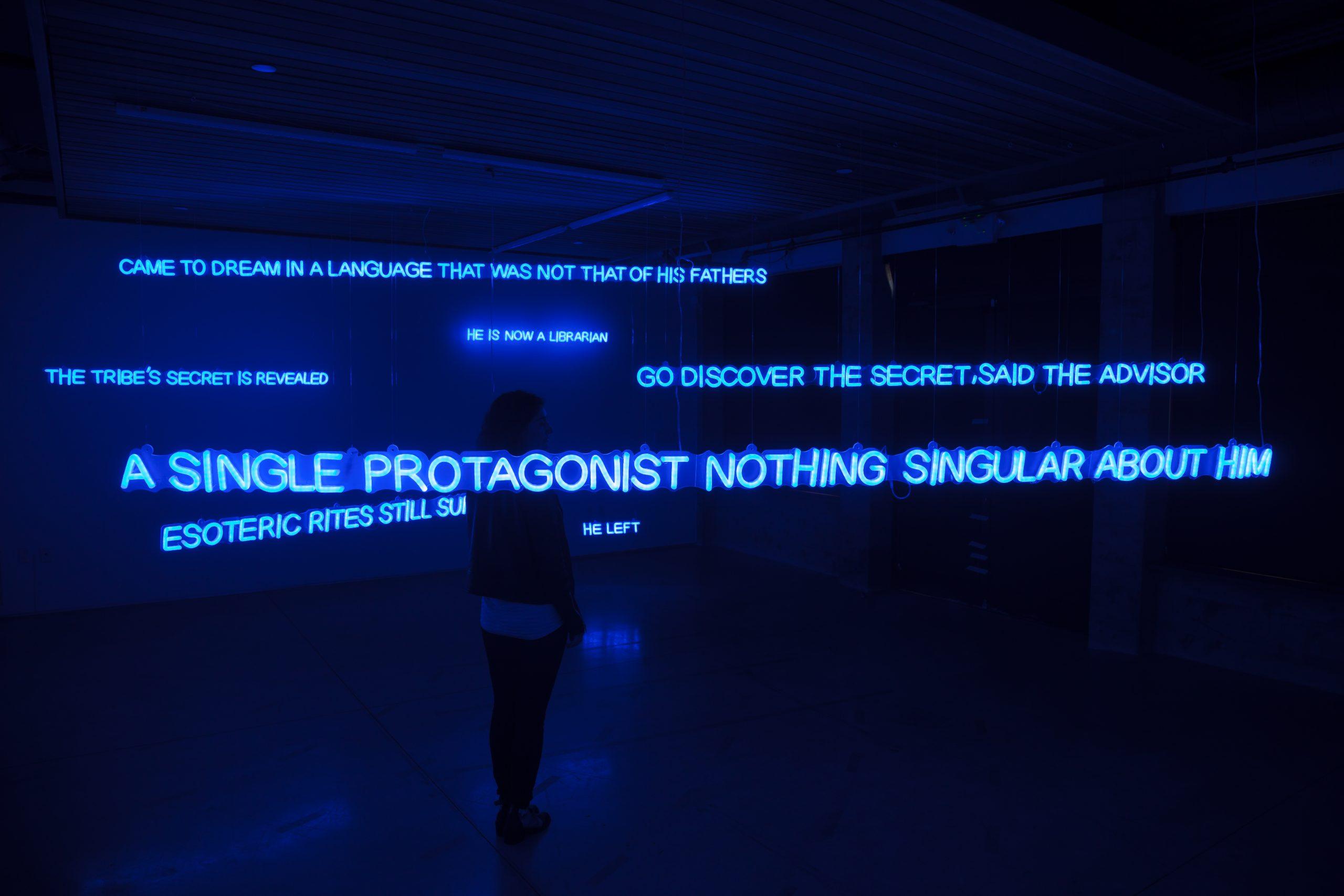 Neon Afterwords-Farolito