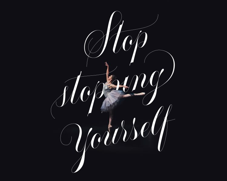 Stop Stopping Yourself, Rebeca Anaya, Farolito