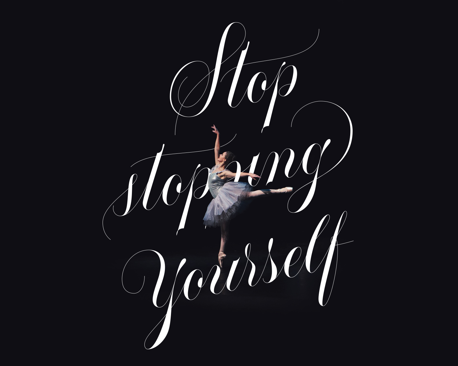Stop Stopping Yourself_Farolito