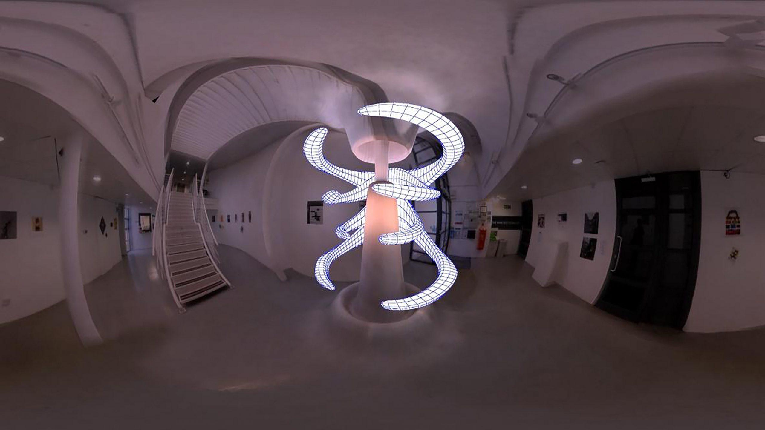 Fabric of Space-Farolito-Doreen_Rios
