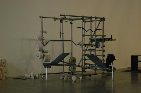 Vista de la exposición Micropolíticas Arte y cotidianidad (2001-1968)_03_Farolito